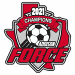 2021 Addision Force team pin.